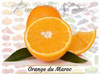Orange du maroc
