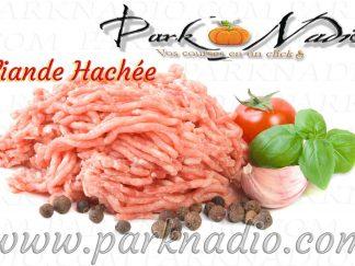 Viande hachée - livraison en ligne