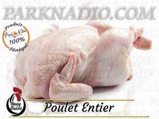 Poulet Entier 1,5 kg