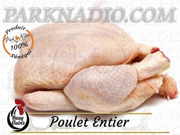Poulet Entier 2.2 kg