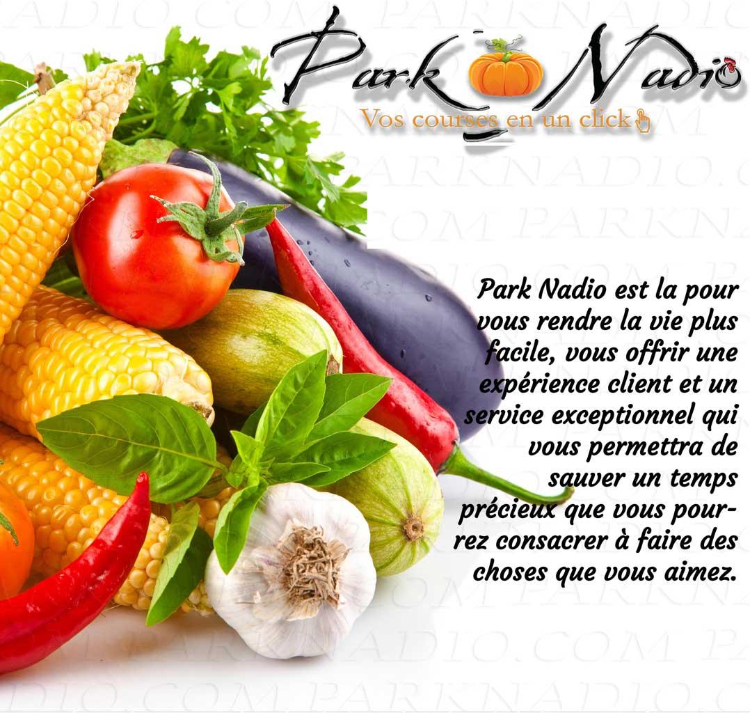 Park Nadio - Livraison en ligne