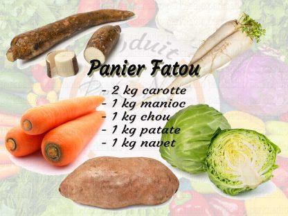 livraison Panier légumes achat en ligne