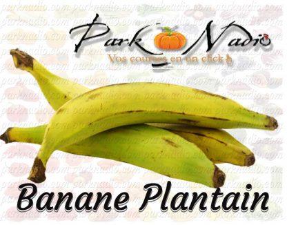 Banane Plantain livraison à Domicile
