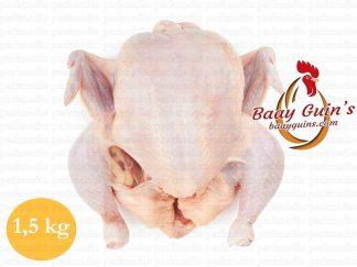 Le poulet prêt à cuire livraisin a domicile