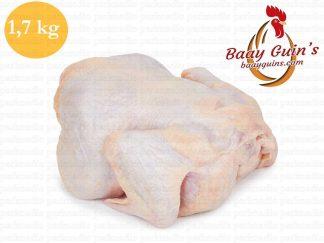 livraison poulets entier